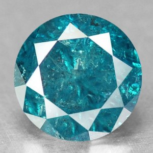 Natural Blue Diamond 0.31 carat
