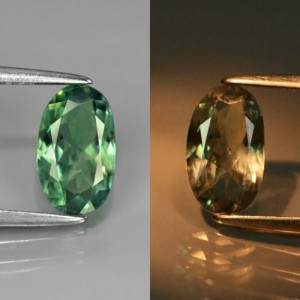 Natural Alexandrite Color Change 1.21 carat