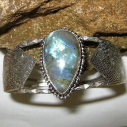 Gelang Batu Labradorite