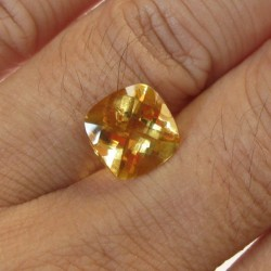 Citrine Brazil Cushion 3.57 carat