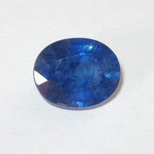 Natural Sapphire Royal Blue 4.53 carat terang dan indah