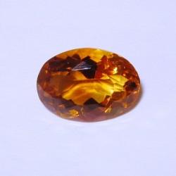 Orange Citrine 3.10 carat