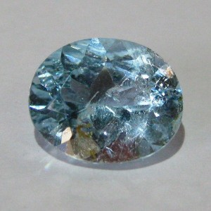 Light Blue Topaz 5.35 carat