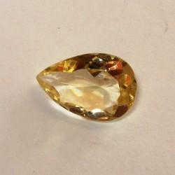 Citrine Pear Shape 2.10 carat