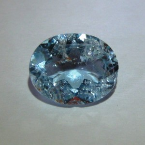 Light Blue Topaz 3.5 carat