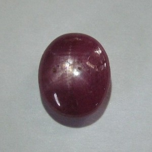 Natural Star Ruby 5.55 carat