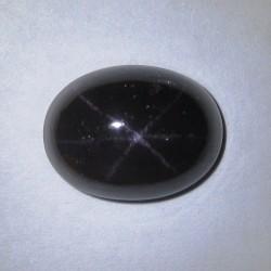 Natural Star Alamandite Garnet 12.15 carat