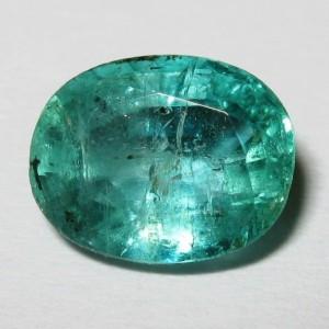 Natural Fine Emerald 1.56 carat