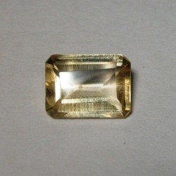 Natural Rectangular Citrine 1.20 carat
