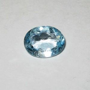 Natural Light Blue Topaz 2.00 carat