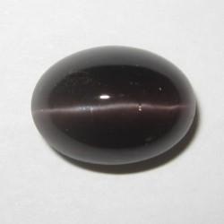 Reddish Brown 9.22 carat Spectrolite Cat Eye