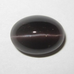 Reddish Brown 9.22 carat Spectrolite Cat Eye