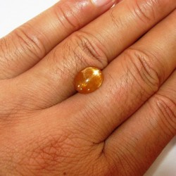 Natural Star Sunstone 2.66 carat