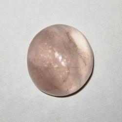 Batu mulia Rose Quartz 11.00 cts