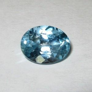 Batu Permata Blue Topaz 2.35 carat Harga Murah Tapi Asli!