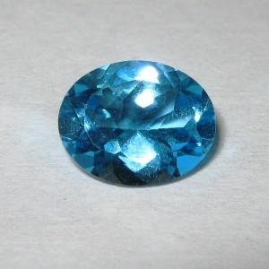 Top Swiss Blue Topaz 2.70 carat