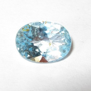 Very Light Blue Topaz 1.50 carat