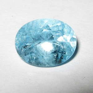 Light Blue Topaz 2.15 carat
