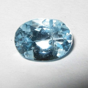 Light Blue Topaz 1.55 carat