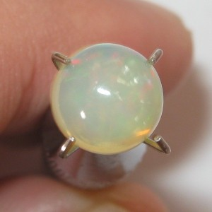 Natural Opal Round 1.15 carat