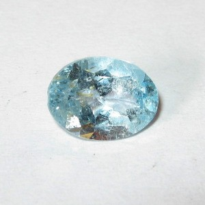 Light Blue Topaz 1.45 carat