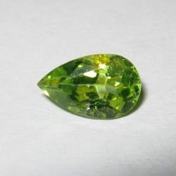 Pear Shape Peridot 1.05 carat