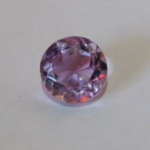 Permata Round Amethyst 1.90 carat Medium Violet