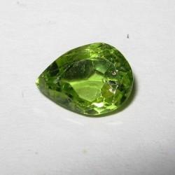 Permata Pear Shape Peridot 1.20 carat