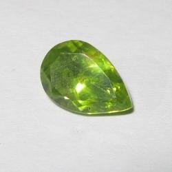 Pear Shape Peridot 1.75 carat
