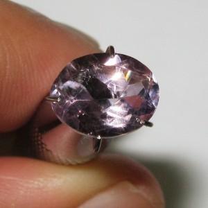 Amethyst 2.00 Carat Medium Violet