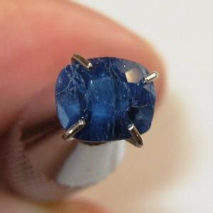 Natural Blue Ceylon Sapphire 0.80 cts Harga Promo Lebaran!
