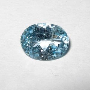 Sky Blue Topaz 1.35 carat