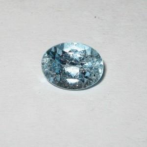 Sky Blue Topaz Oval 1.60 carat