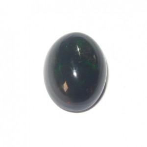 Solid Black Opal 1.70 carat