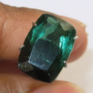Bi Color Tourmaline 4.65 carat