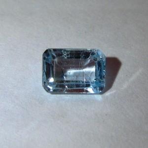 Batu Topaz 1.15 carat Rectangular