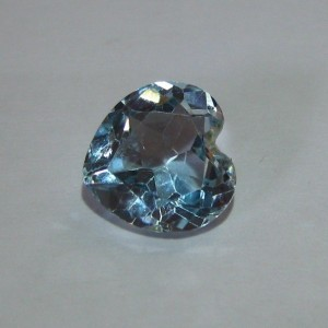 Heart Shape Topaz 2.00 carat