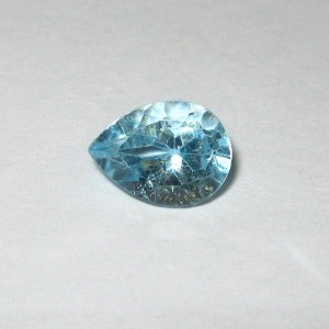 Blue Topaz Pear Shape 1.40 carat