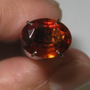 Hessonite Garnet 2.35