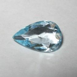 Pear Shape Topaz 1.20 carat
