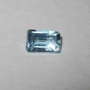 Topaz 0.6 carat Rectangular