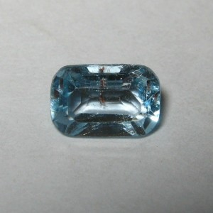 Topaz Cushion 0.75 carat