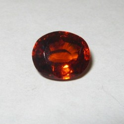Hessonite Garnet Oval 1.93 carat
