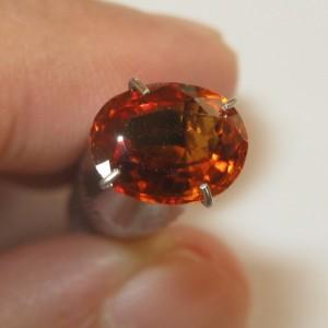 Hessonite Garnet 1.85 carat