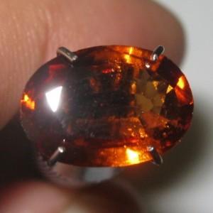 Hessonite Garnet 2.07 carat