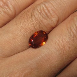 Hessonite Garnet 2.07 carat