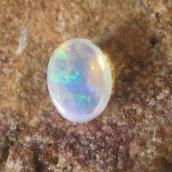 Oval Rainbow Opal 0.50 carat