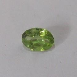 Oval Peridot 0.85 carat