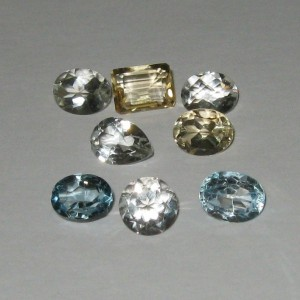 17ct. Lot Grosir Permata I ~ Natural Gem Stone Whole Sale