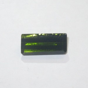 Rectangular Tourmaline 5.55 carat